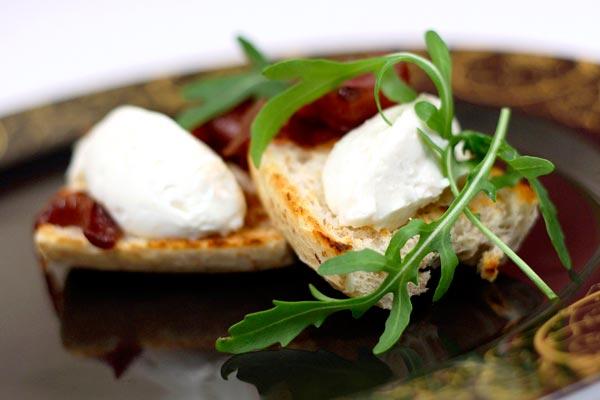 Čtyřchodové BIO menu – zdravě a chutně v restauraci u Pražského hradu