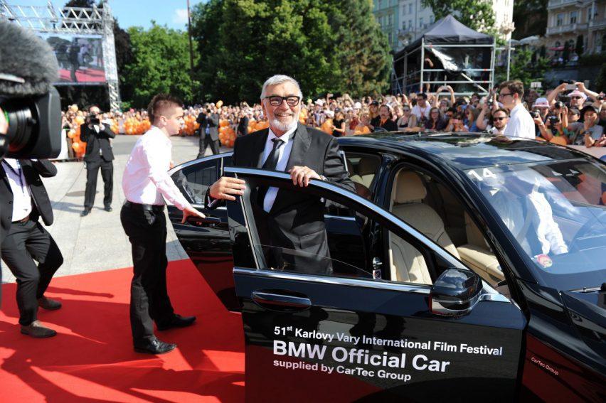 51. ročník Mezinárodního filmového festivalu Karlovy Vary byl zahájen!