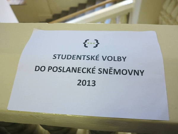 Výsledky studentských voleb na UHK