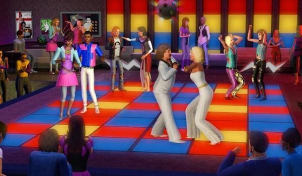 THE SIMS TÝDEN: Oblečte se a žijte ve stylu 70.,80. a 90. let ve hře The Sims 3