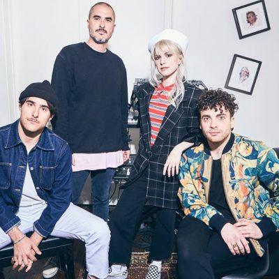 Nově oznámeno: Paramore na Rock for People