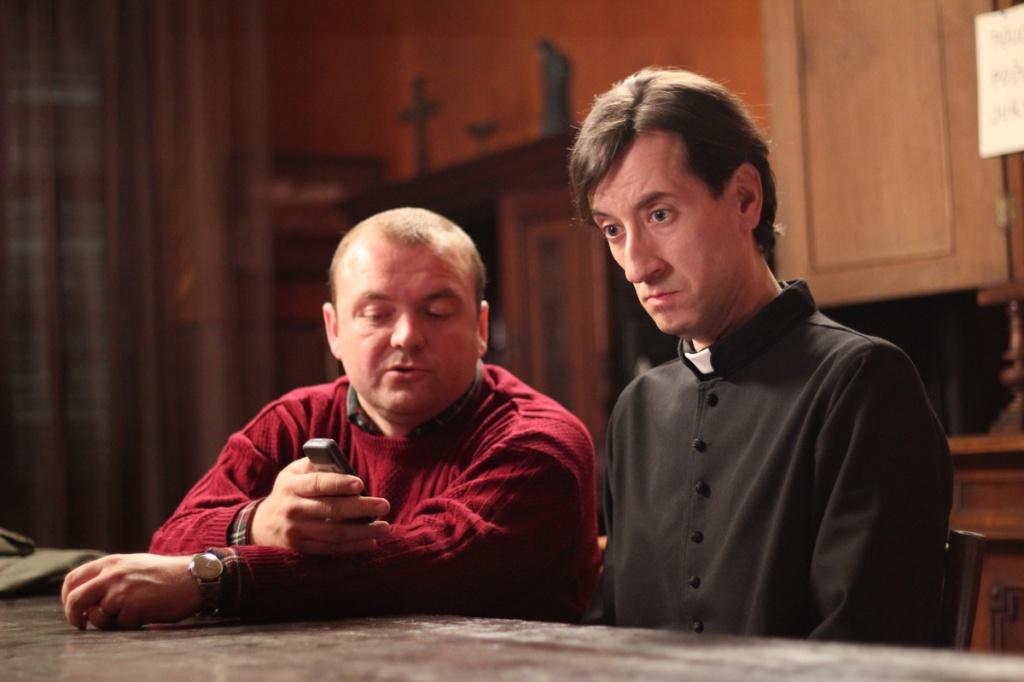 Knězovy děti, křesťanská komedie s vážným koncem