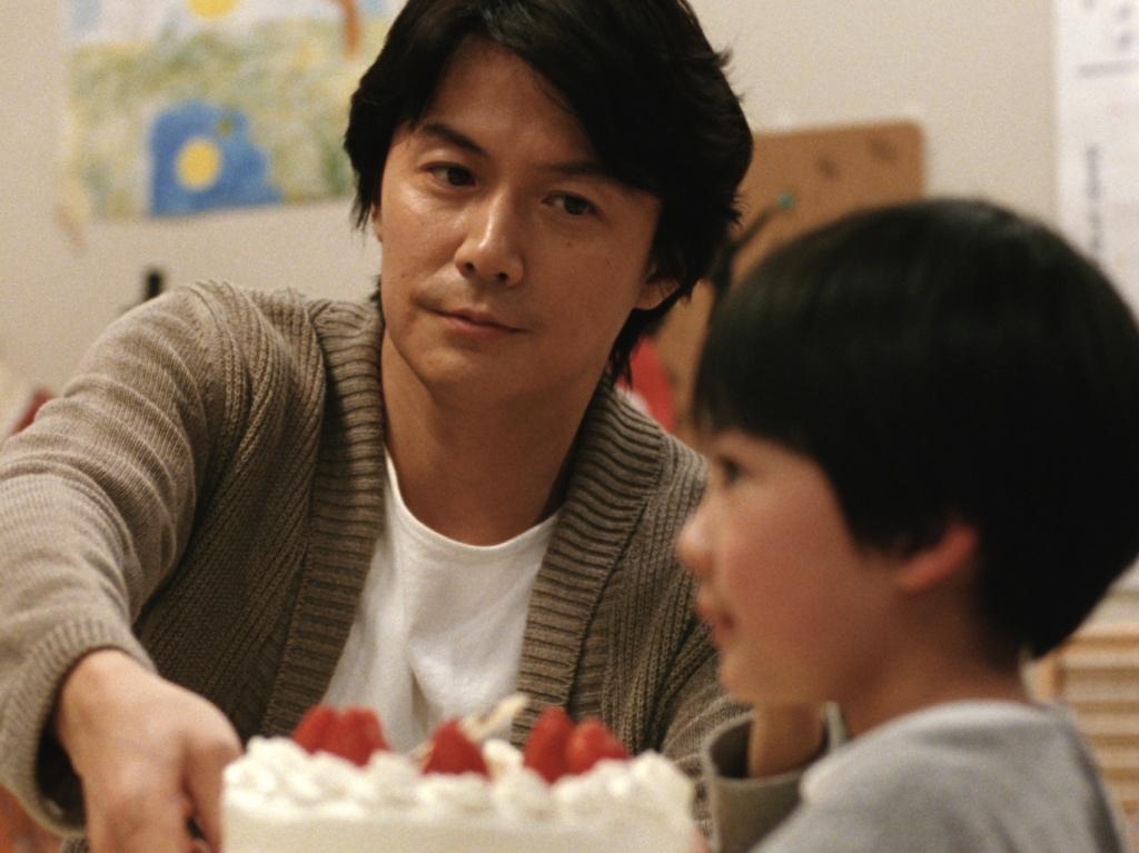 Recenze filmu: Jaký otec, takový syn