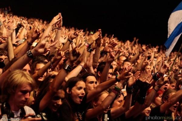 Hlavní hvězdou na festivalu Masters of Rock budou Twisted Sister