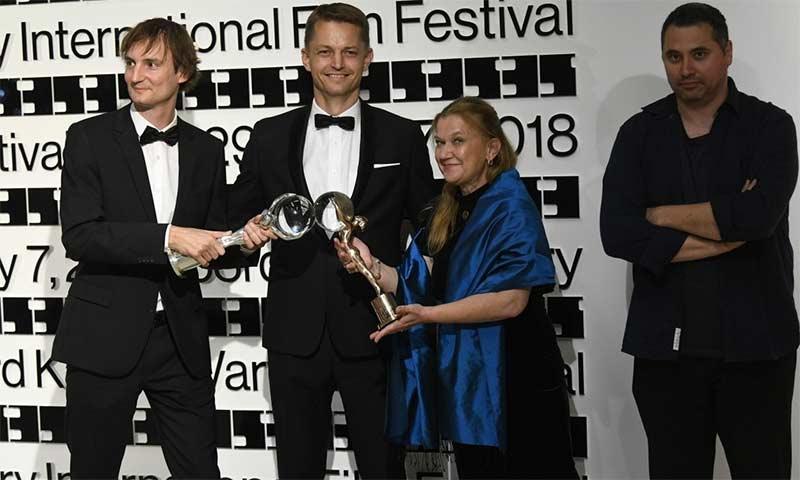 53. ročník MFF Karlovy Vary vyhráli rumunští Barbaři