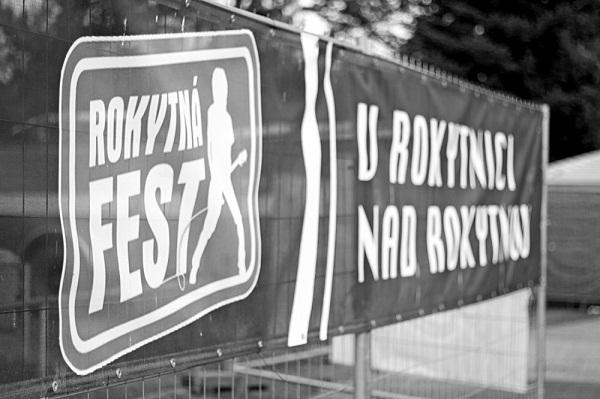Slovenské i české hvězdy – to je letošní Rokytná fest