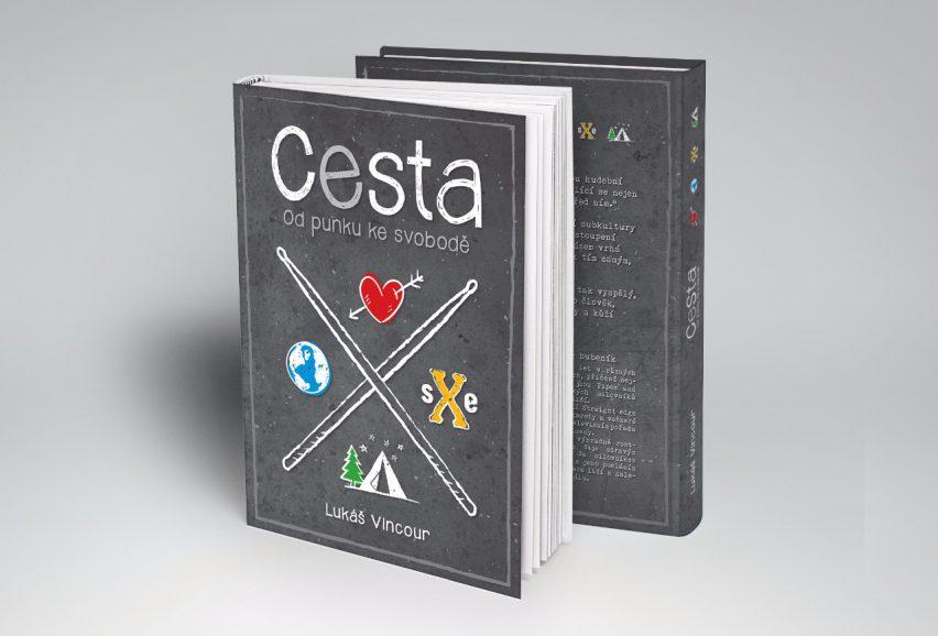 """Bubeník PIPES & PINTS, Lukáš Vincour vydává knihu """"CESTA"""""""