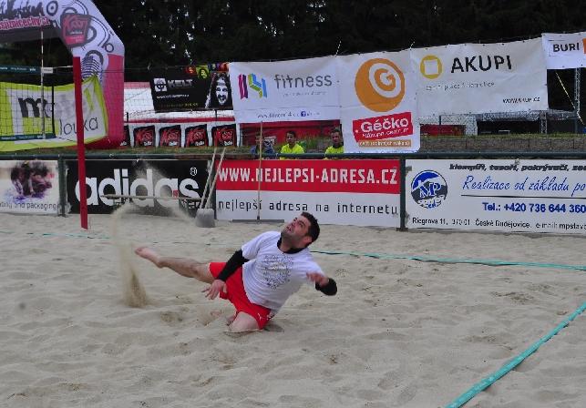 Fotoreport: Benefiční plážový volejbal