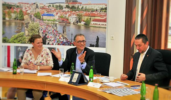 Čerstvý mistr světa v půlmaratonu chce zviditelnit Č. Budějovice v atletických tabulkách