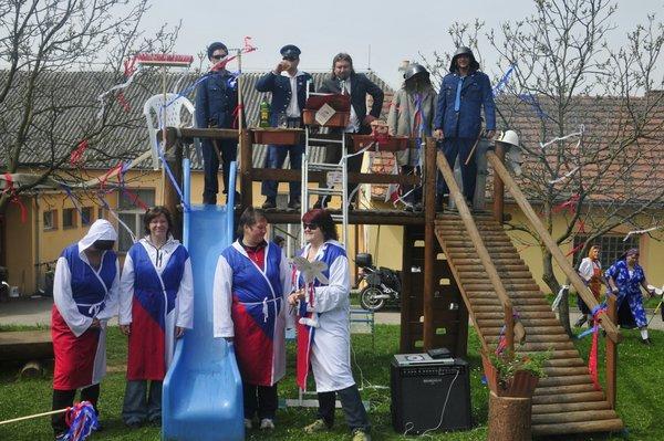 FOTOREPORT: Oslavy 1. máje v Zalinách
