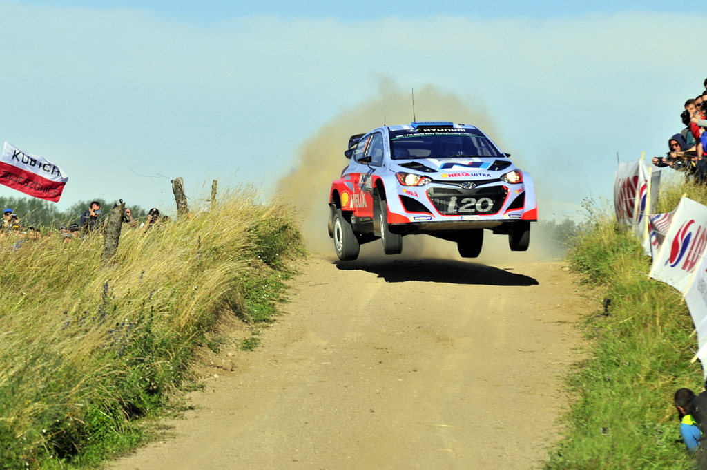 FOTOREPORT: Lotos rally Poland