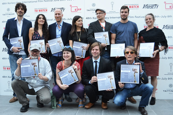 Deset evropských režisérů očima Variety představilo v Karlových Varech své filmy