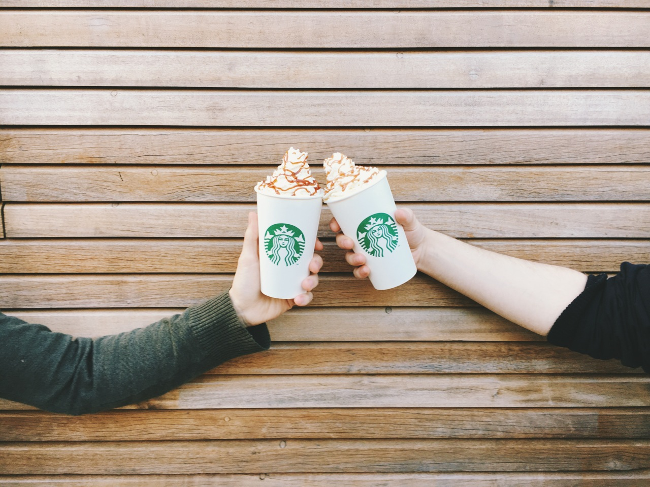 Nové latte ve Starbucks!