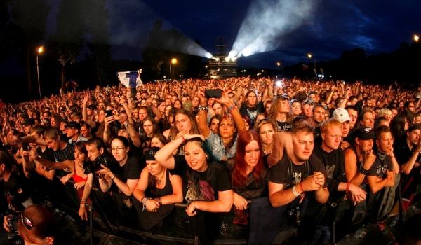 Masters of Rock 2014: Report druhá část