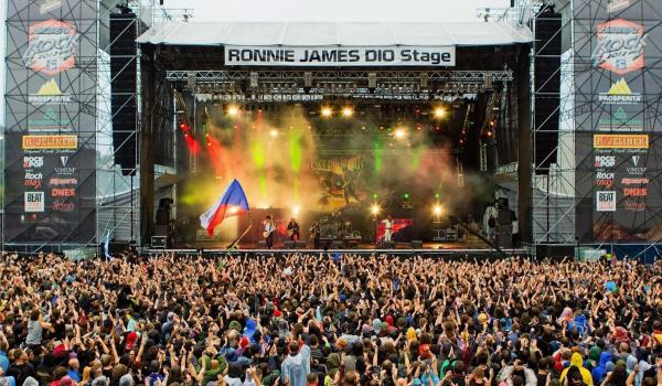 12. ročník festivalu Masters of Rock začíná už za tři týdny