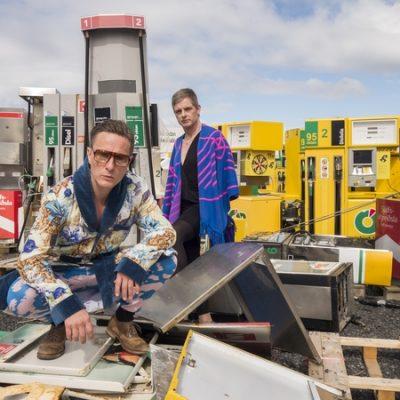 Islandští GusGus vydávají nové album Lies Are More Flexible a představí ho na Colours of Ostrava