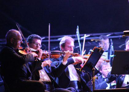 Koncert filmových melodií (foto: mezinami.cz)