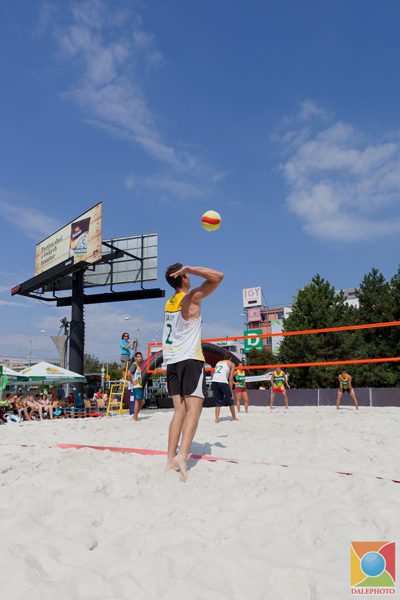 Fotoreport: IGY Beach Cup 2013 aneb volejbal v centru města.