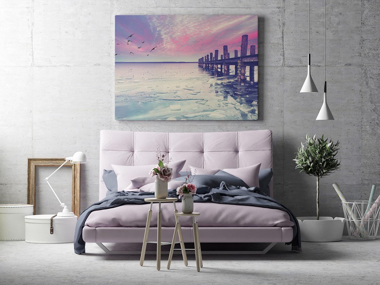 Obrazy na zeď: Každou místnost lze dokonale oživit