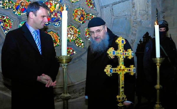 Vyšebrodský klášter vystaví jeden z nejvzácnějších relikviářů světa