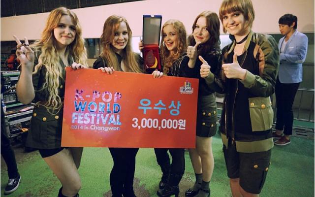 Česko vládne K-POPU, úspěch českých reprezentantek v Koreji