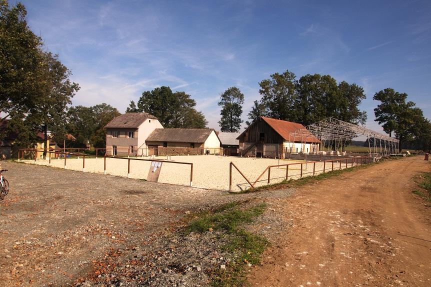 ROZHOVOR: Jezdecký areál v Opatovicích na Vysočině se rozroste