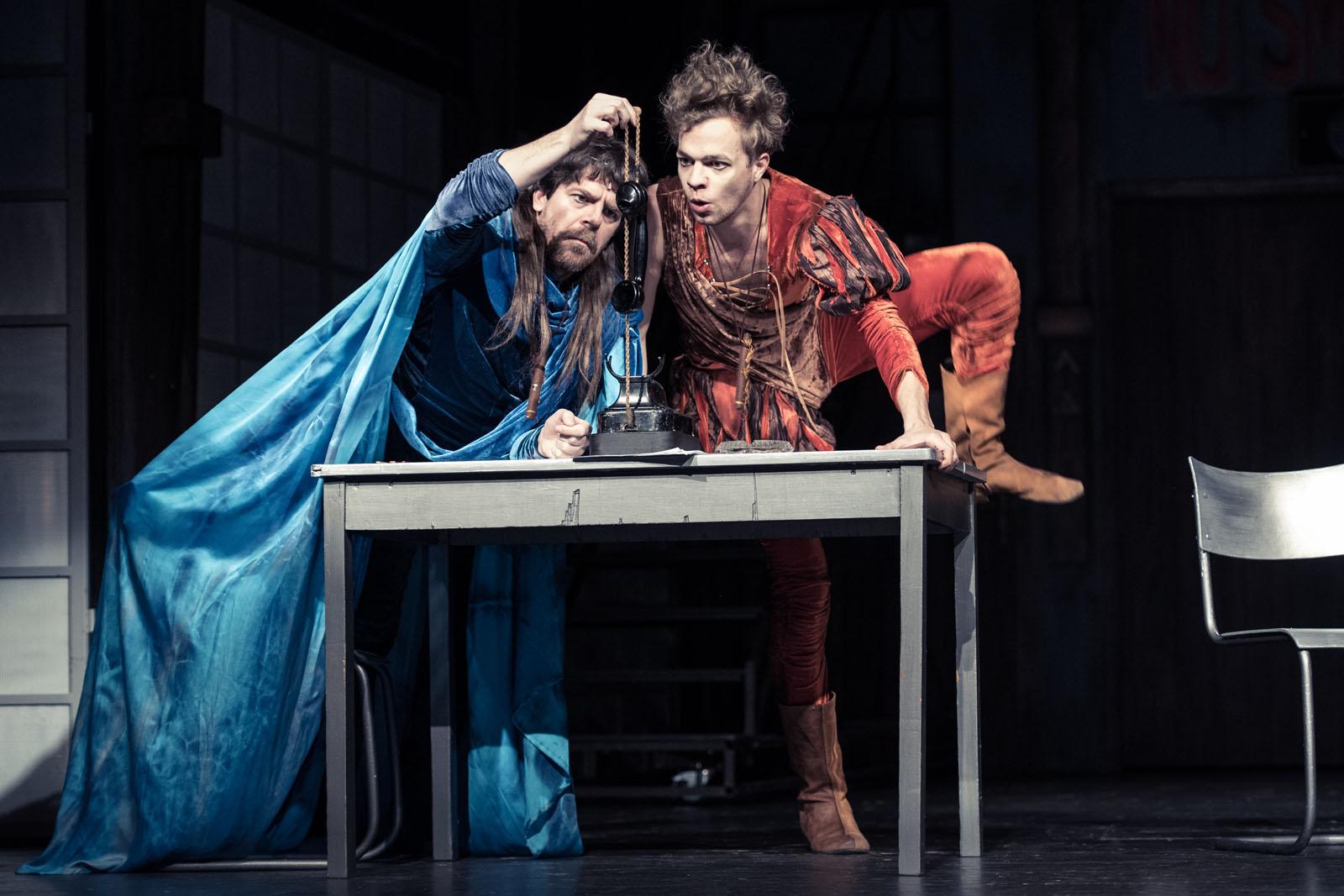 Shakespeare v Hollywoodu a v Jihočeském divadle