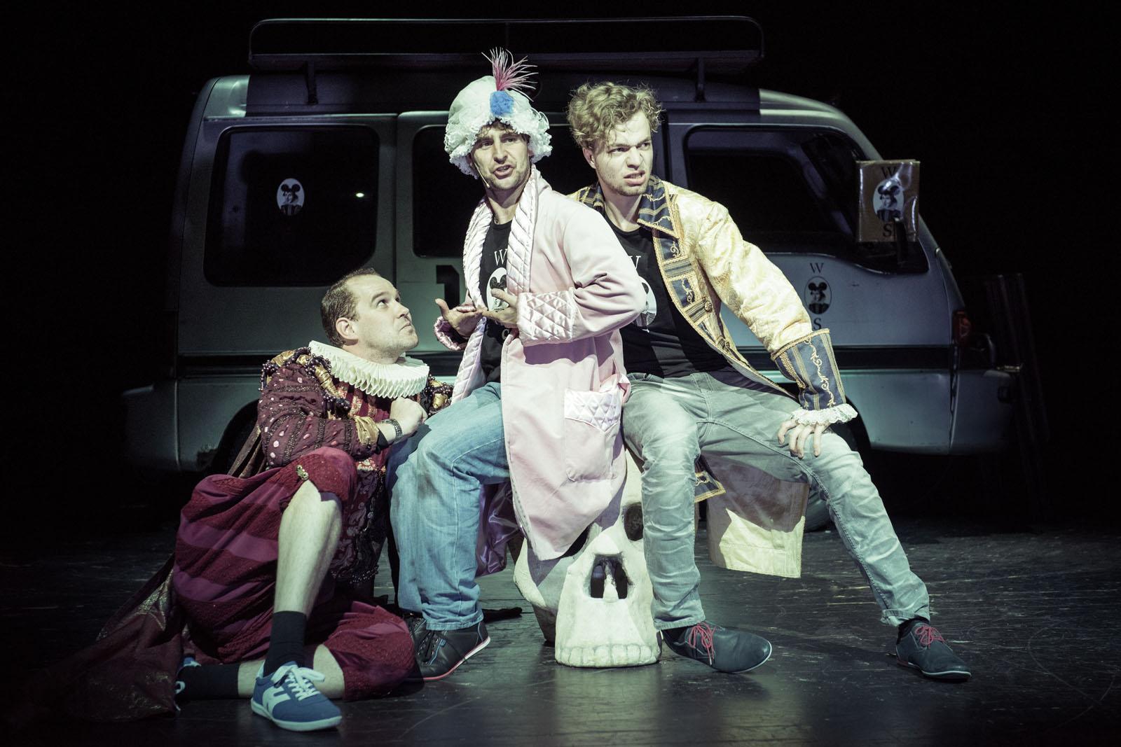 Jihočeské divadlo – program na listopad