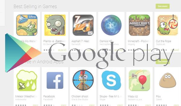 Seriál: Google Play aplikace pro každý den