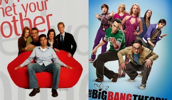 ANKETA: HIMYM nebo TBBT? Jakému seriálu dáváte přednost?