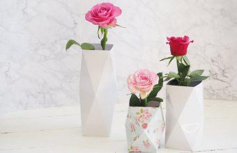 Udělejte si jaro doma. DIY tipy na vázy