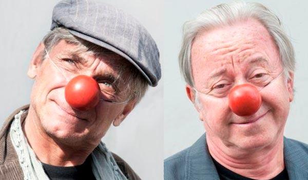 Oldřich Kaiser a Jiří Lábus mají v novém českém filmu velmi náročný make-up