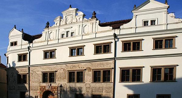 Martinický palác, renesanční skvost v Praze