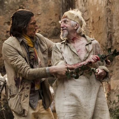 Recenze: Opulentní Don Quijote Terryho Gilliama
