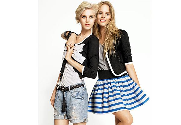 Fashion Friday: Buďte jako Pepek námořník
