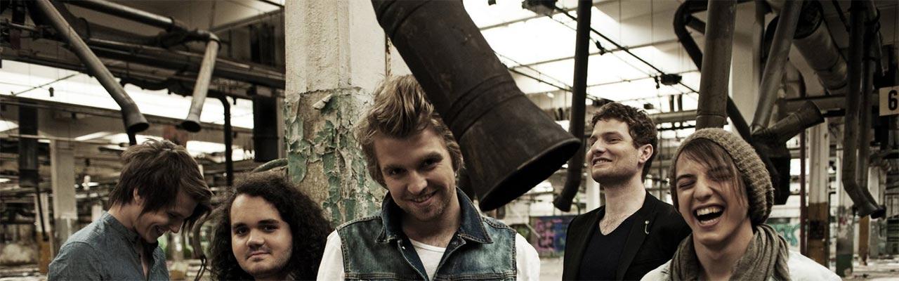 ROZHOVOR: Na Petra z kapely Nebe v Trutnově házeli kelímky