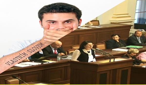 Vlastním slovem: Sněmovna odhlasovala rozpuštění. Pro hlasovalo 140 poslanců x 7 proti