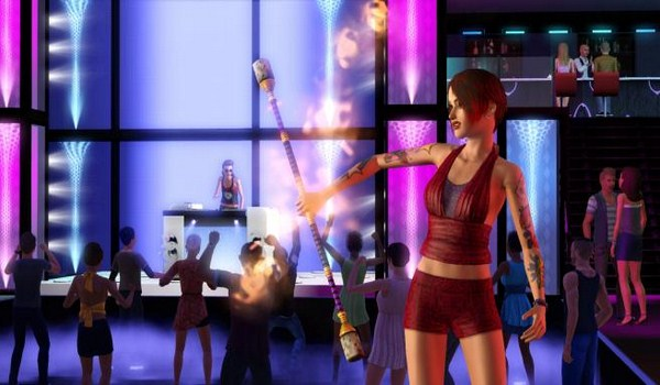 THE SIMS TÝDEN: Zkuste si život hollywoodské celebrity s hrou The Sims 3 – Showtime