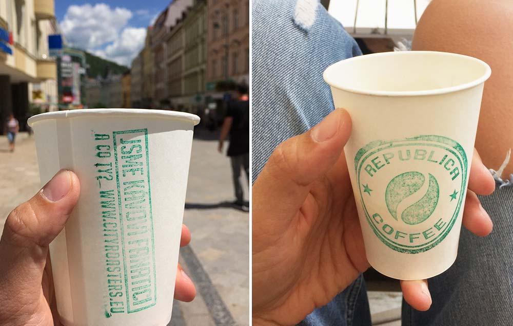 Republica Coffee, foto: mezinami.cz
