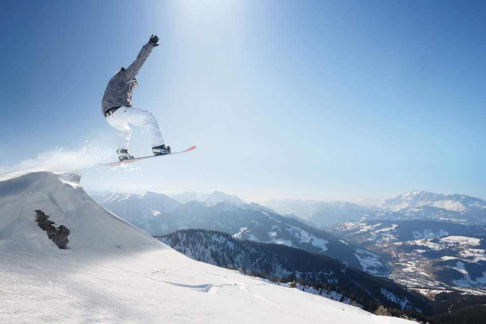 6 tipů, se kterými vyberete správný snowboard i s výbavou