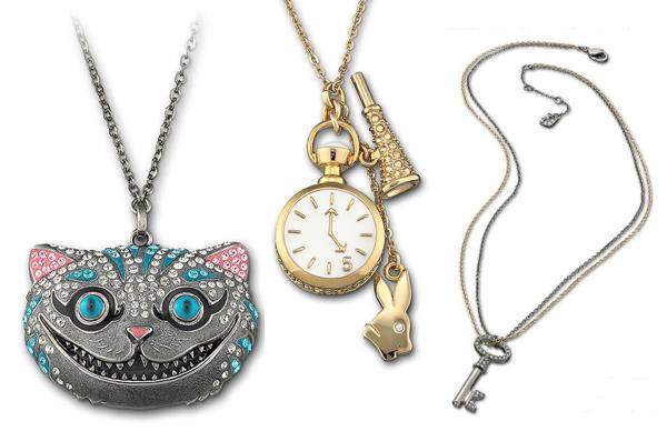 Swarovski kolekce šperků z říše divů