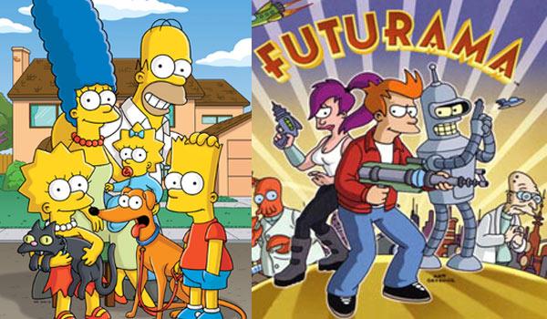 ANKETA: Matt Groening a jeho děti, aneb SIMPSONOVI vs. FUTURAMA