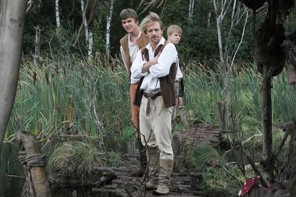 Tři bratři na filmovém plátně uvedou diváka do známých pohádkových příběhů