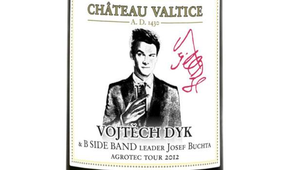 Exkluzivní edice vín Vojty Dyka! Osobně do ní vybral Ryzlink a Dornfelder