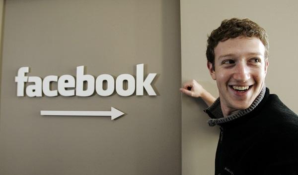 Facebook slaví první kulatiny