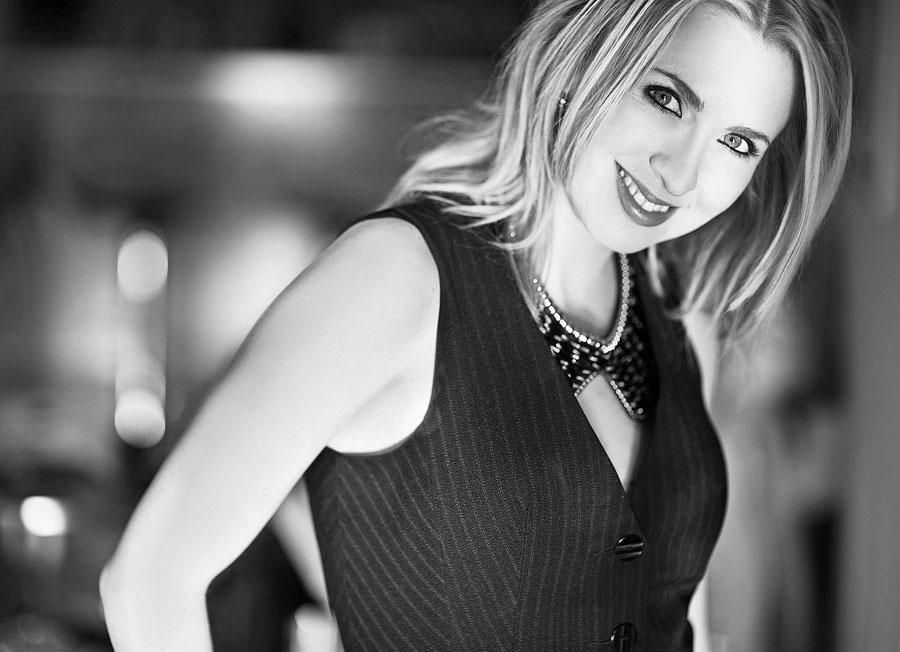 Jiřina Anna Jandová pracuje na třetím autorském albu