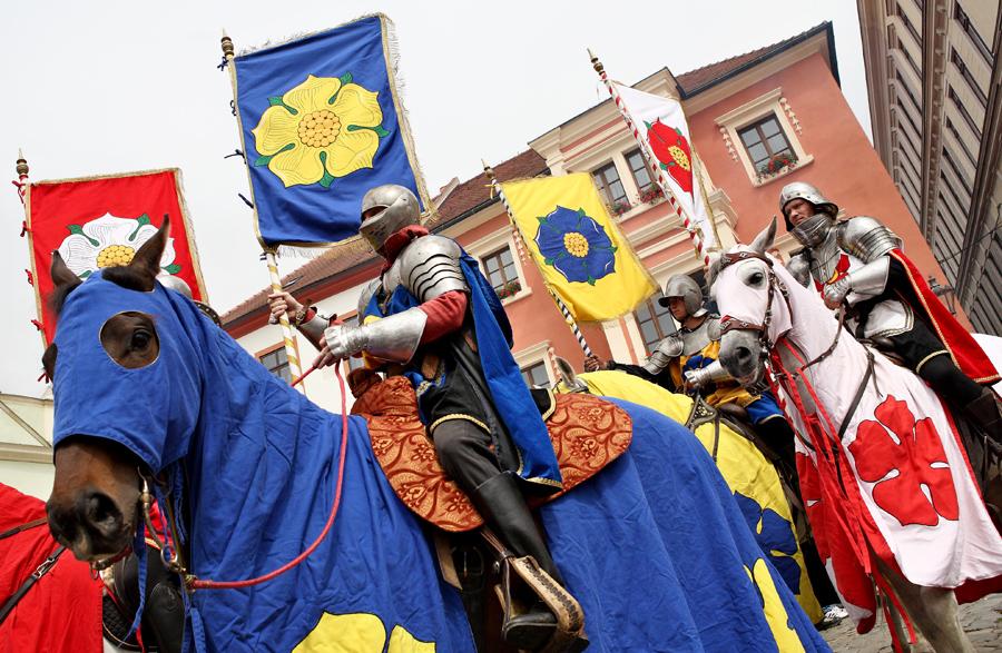 Slavnosti pětilisté růže vrátí město Český Krumlov na tři dny do renesance